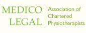 Medico legal logo